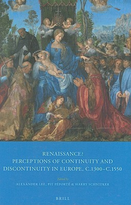 Renaissance?: Perceptions of Continuity and Discon...